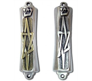 Mezuzah Star of David