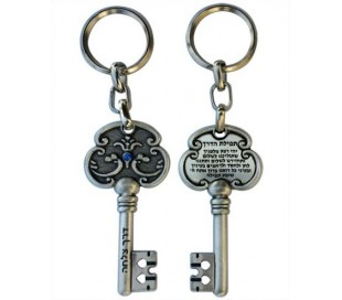 keychain in design antique key