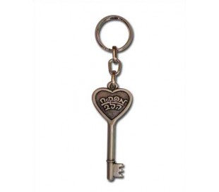 "Key chain design ""Key to the Heart"""