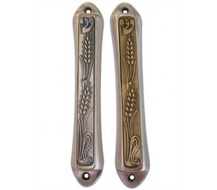 Mezuzah design sheaves