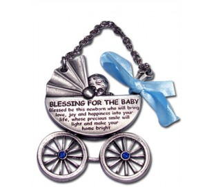 Blessing baby trolley