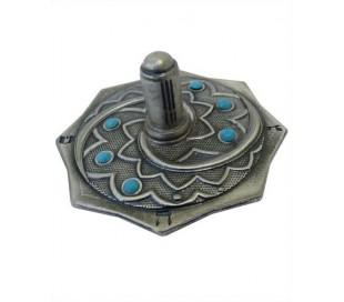 Dreidel design spiral