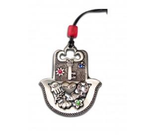 Key design Hamsa